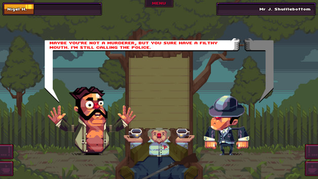 Oh...Sir! The Insult Simulator Screenshot 1