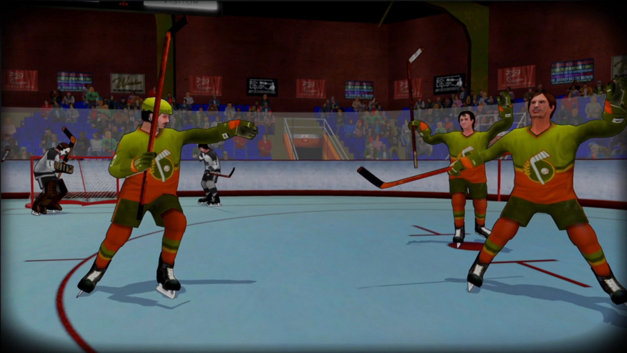 Old Time Hockey Screenshot 7