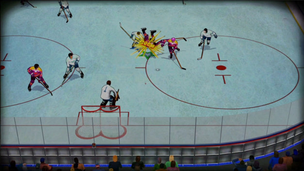 Old Time Hockey Screenshot 10
