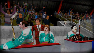 Old Time Hockey Screenshot 5