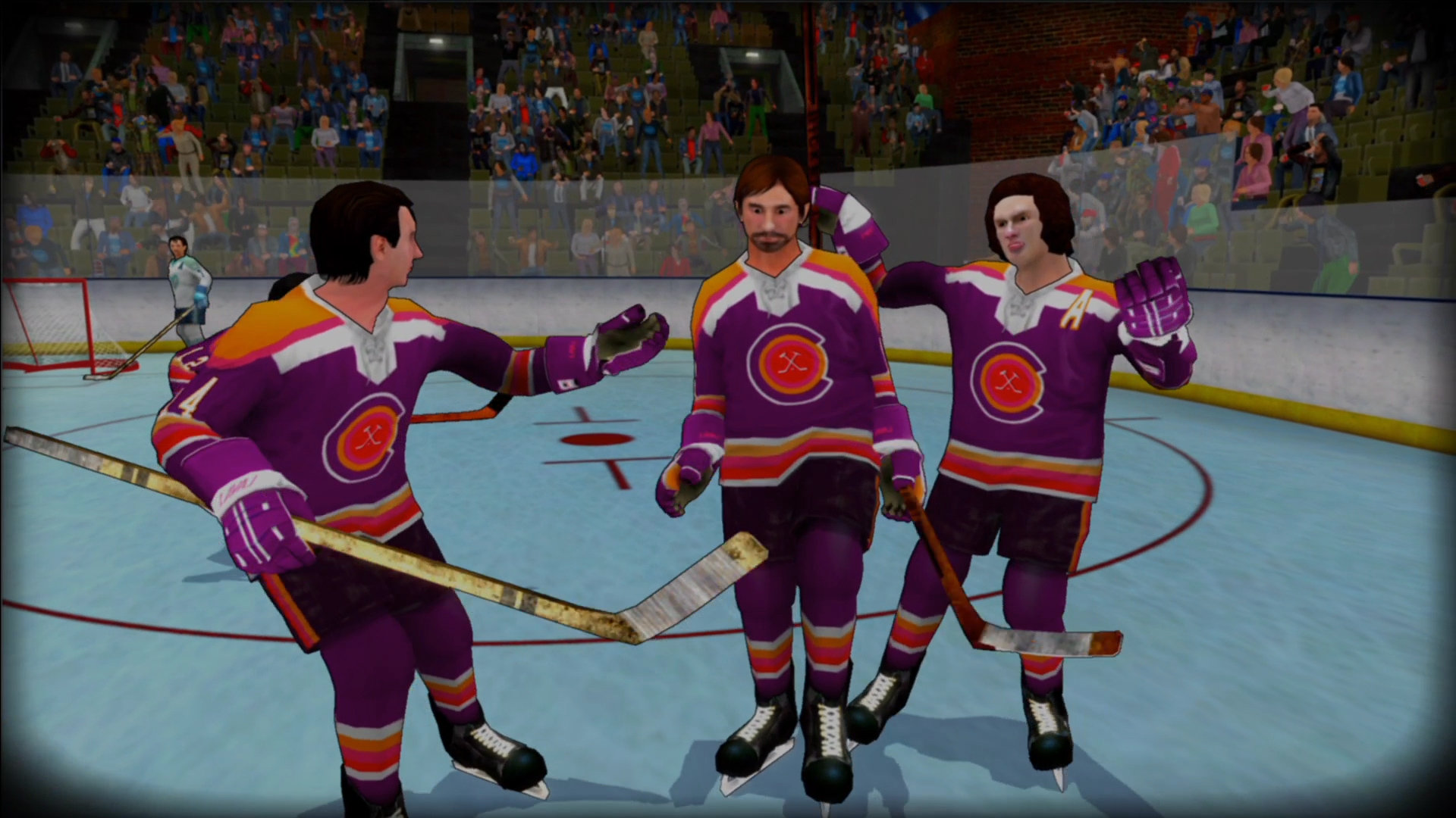 Old Time Hockey Game Ps4 Playstation