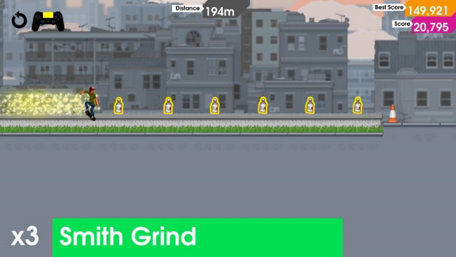 OlliOlli Trailer Screenshot