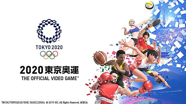 2020東京奧運 The Official Video Game™