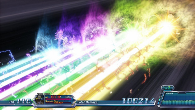 Omega Quintet Screenshot 10