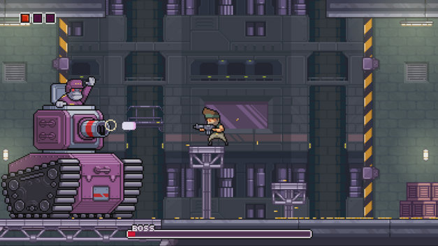 Omega Strike Screenshot 1