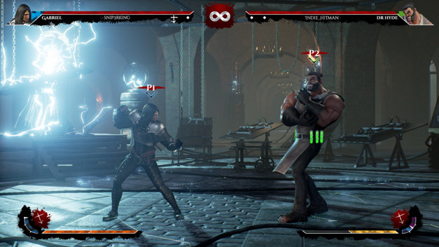 Omen of Sorrow Screenshot 4
