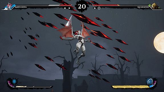 Omen of Sorrow screenshot