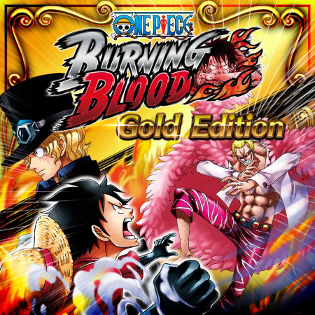 One Piece Burning Blood Game
