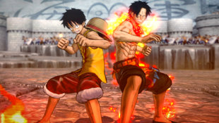 One Piece: Burning Blood Screenshot 6