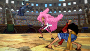 One Piece: Burning Blood Screenshot 5