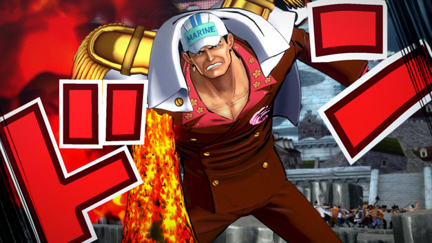One Piece: Burning Blood Screenshot 4