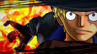 One Piece: Burning Blood Screenshot 3