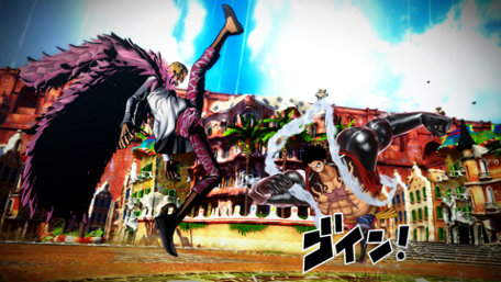 One Piece: Burning Blood Trailer Screenshot