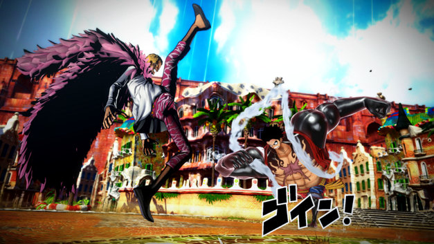One Piece: Burning Blood Screenshot 10