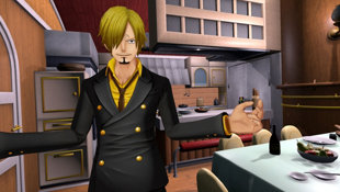 ONE PIECE Grand Cruise Screenshot 3