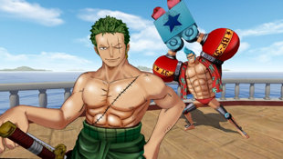 ONE PIECE Grand Cruise Screenshot 5