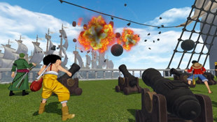 ONE PIECE Grand Cruise Screenshot 6