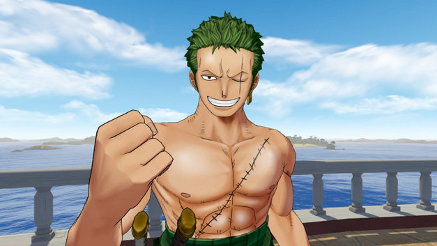 ONE PIECE Grand Cruise Screenshot 7