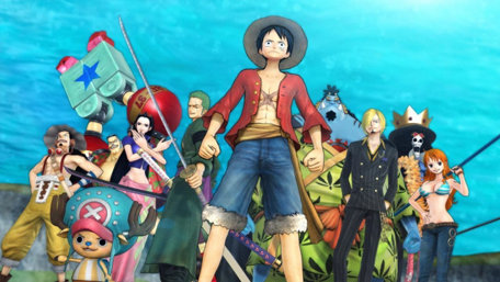 One Piece: Pirate Warriors 3 Trailer Screenshot