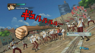 One Piece: Pirate Warriors 3 Screenshot 3