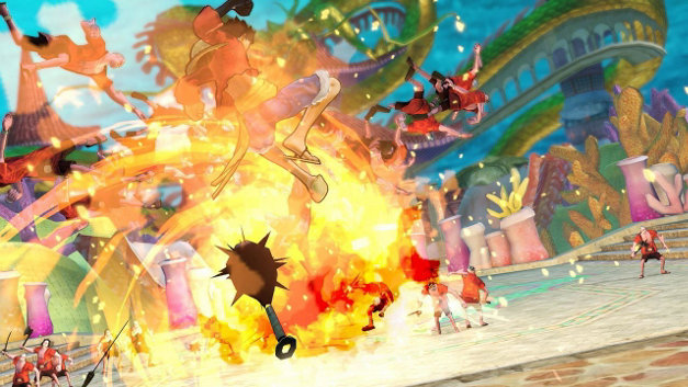 One Piece: Pirate Warriors 3 Screenshot 4