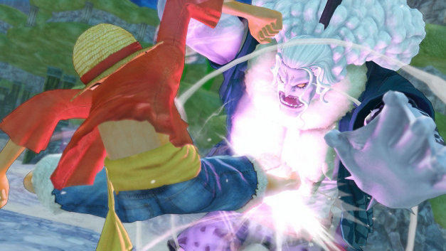 One Piece: Pirate Warriors 3 Screenshot 10