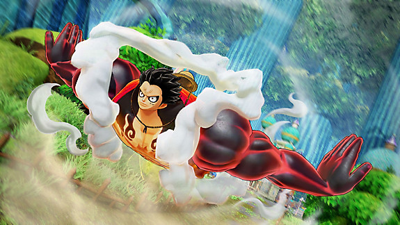 ONE PIECE: PIRATE WARRIORS 4 - Screenshot INDEX