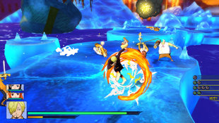 ONE PIECE Unlimited World Red Screenshot 2