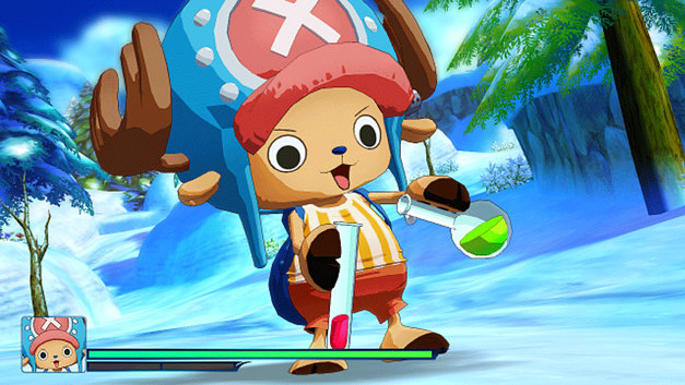 ONE PIECE Unlimited World Red Screenshot 4