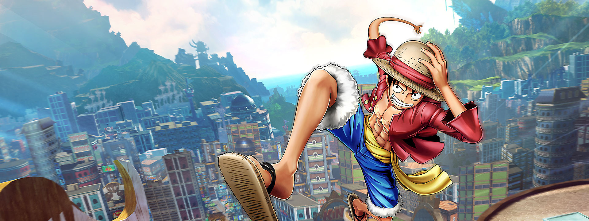 ONE PIECE World Seeker Game   PS4 - PlayStation
