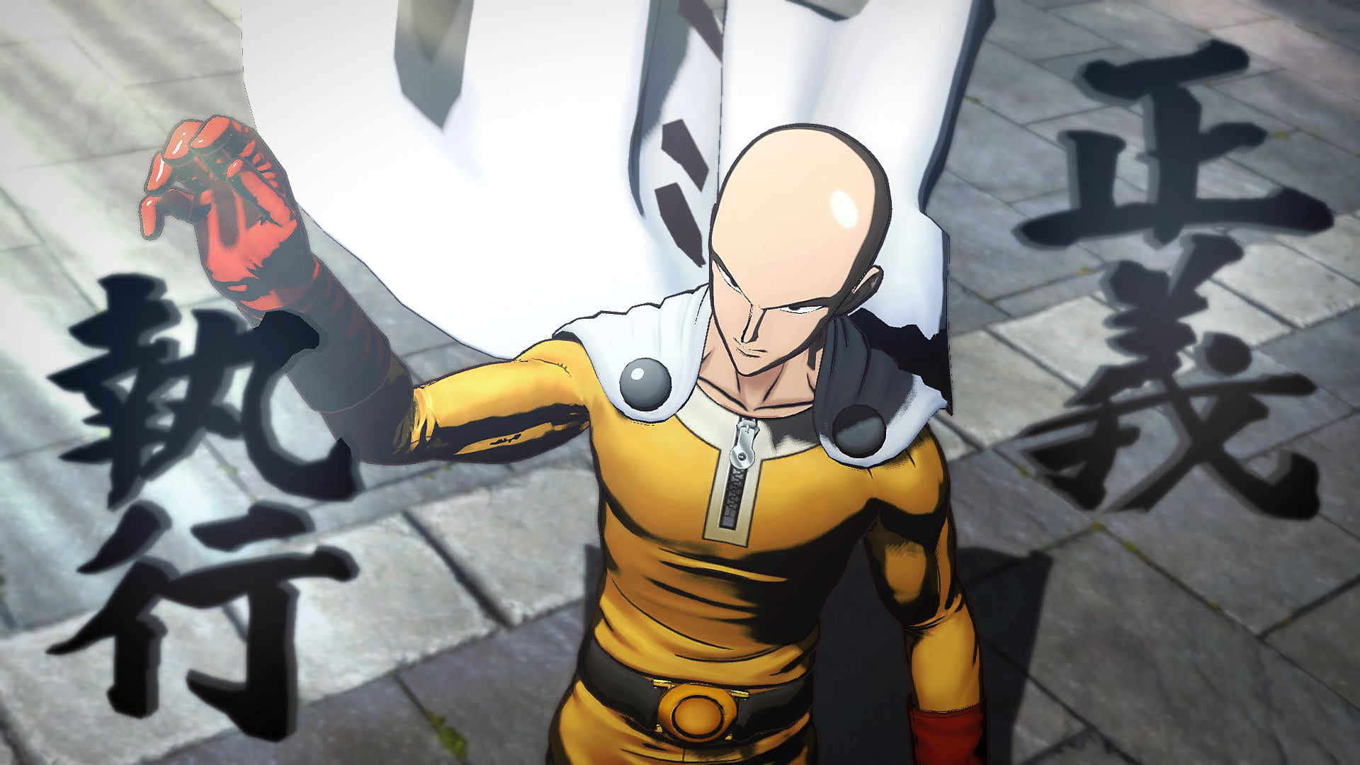 ONE PUNCH MAN: A HERO NOBODY KNOWS Game | PS4 - PlayStation