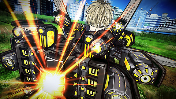 ONE PUNCH MAN: A HERO NOBODY KNOWS - Screenshot INDEX
