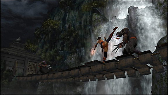 Onimusha: Warlords - Screenshot INDEX