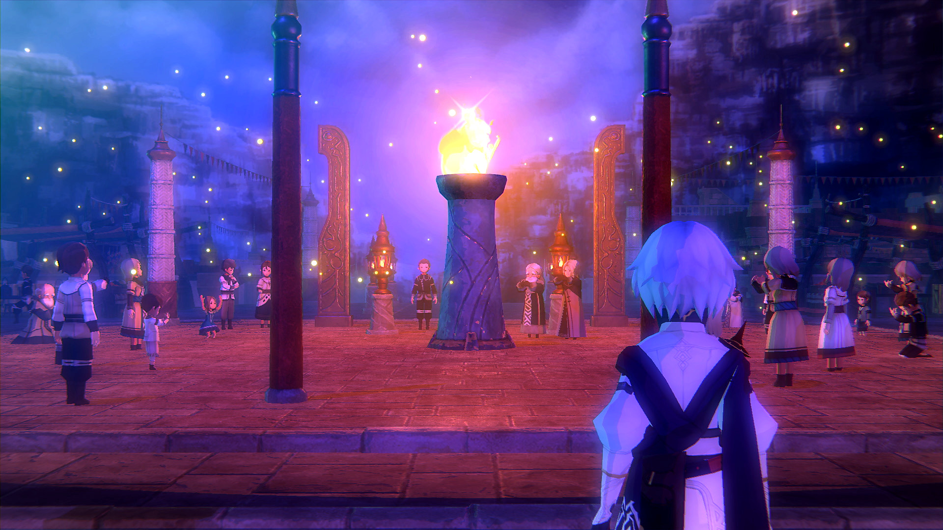 Oninaki Game Overview - Screenshot 2