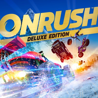 ONRUSH STANDARD Deluxe Edition Screenshot