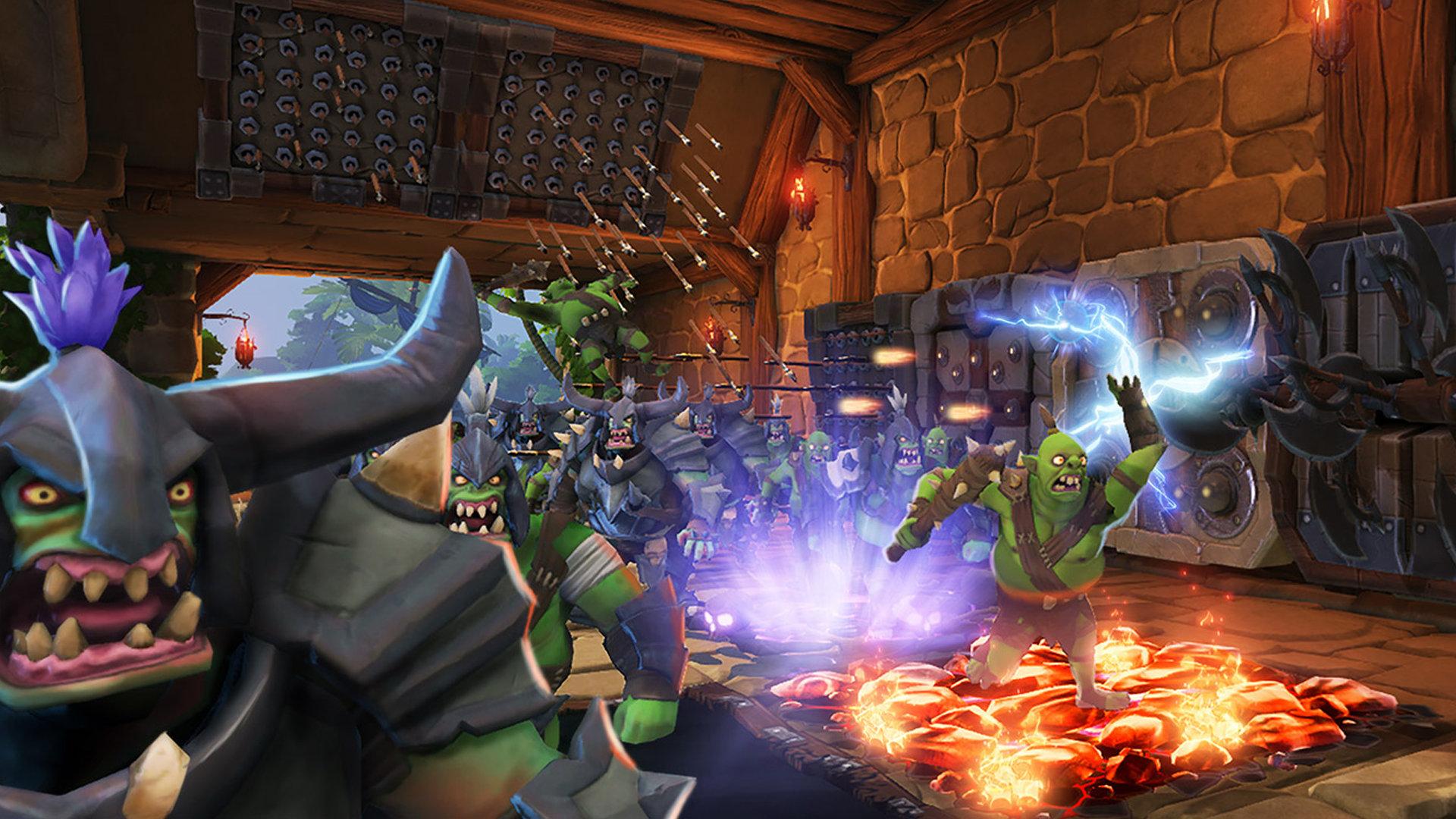 orcs must die unchained screenshot 1 - Orcs Must Die