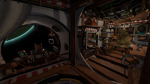 Outer Wilds - Screenshot INDEX