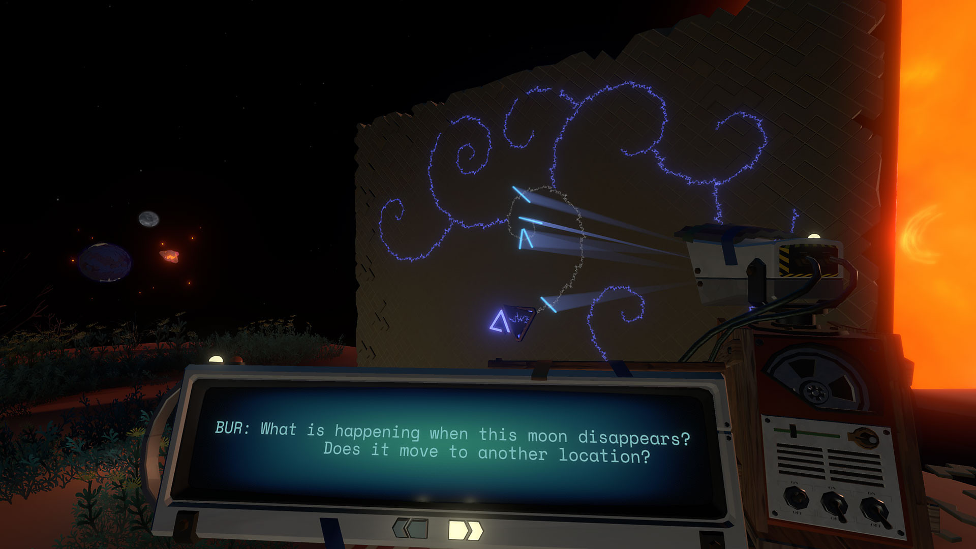 Outer Wilds en acción