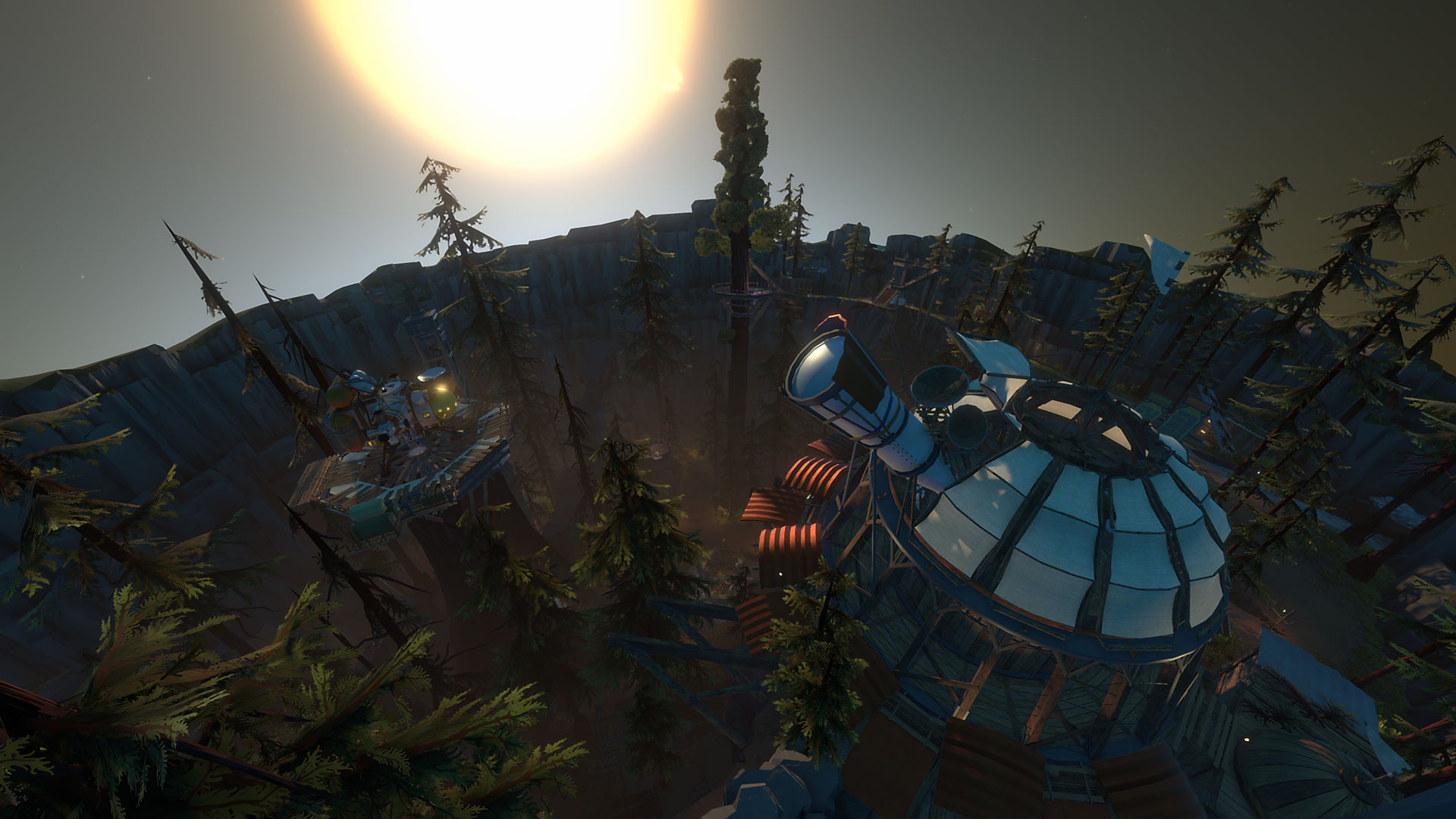 Outer Wilds en action