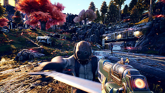 The Outer Worlds - Screenshot INDEX