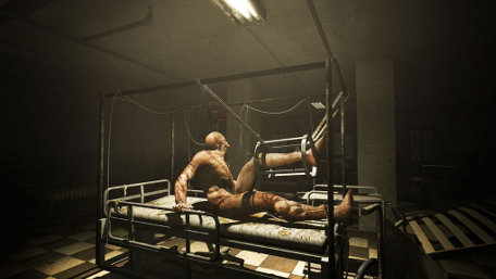 Outlast Trailer Screenshot