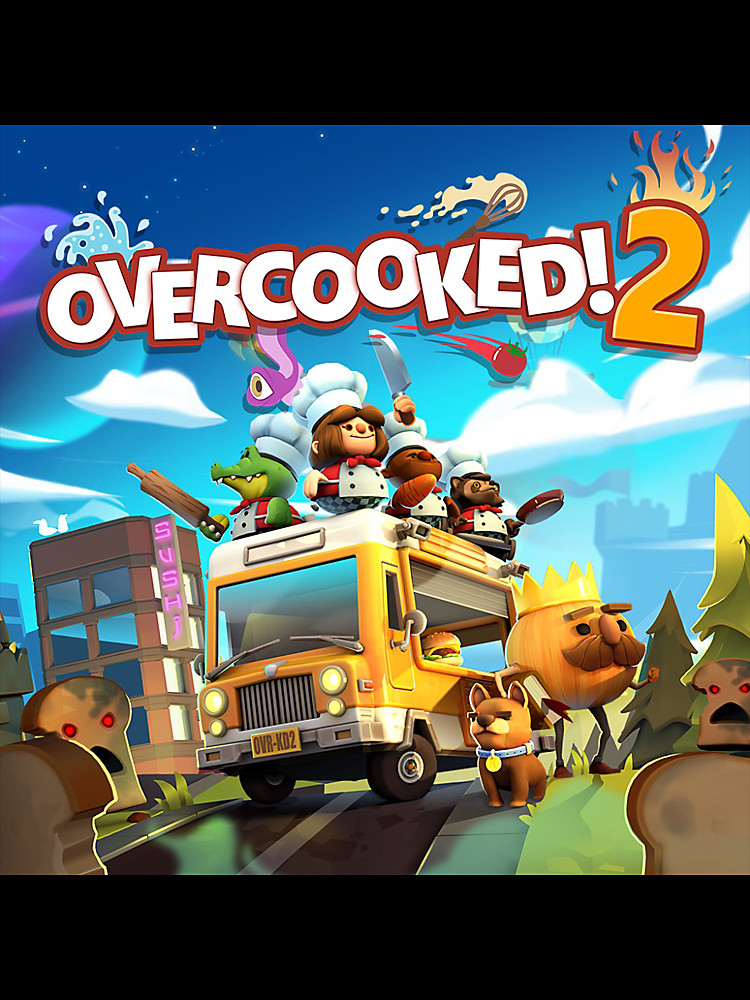 Overcooked 2 Game Edition