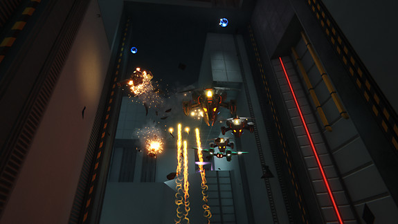 Overload - Screenshot INDEX
