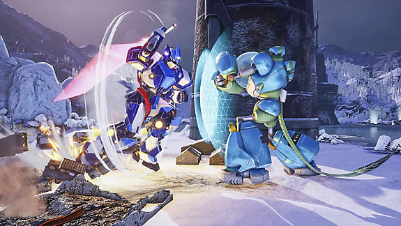 Override: Mech City Brawl - Screenshot INDEX