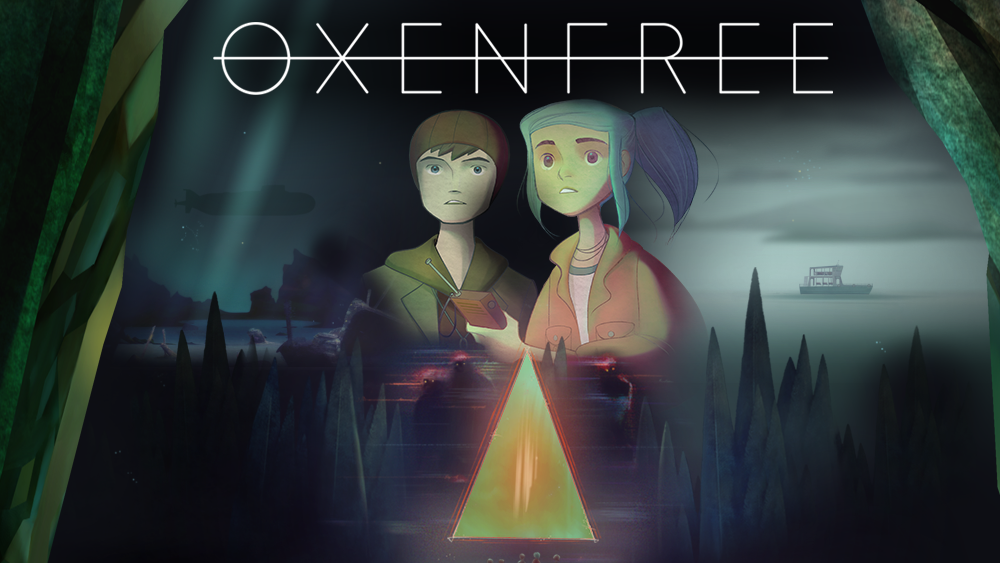 OXENFREE Game   PS4 - PlayStation