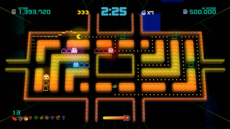 PAC-MAN Championship Edition 2 Trailer Screenshot