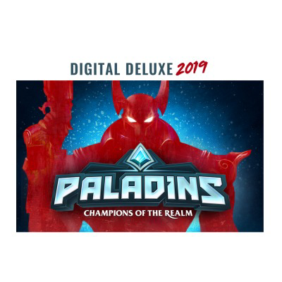 Paladins Game Ps4 Playstation
