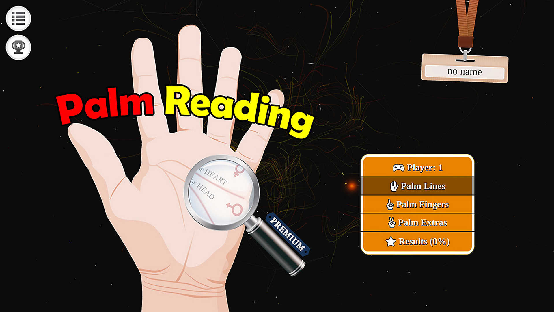 Palm Reading Premium Game | PS4 - PlayStation
