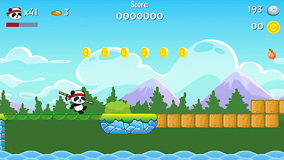 Panda Hero - Screenshot INDEX