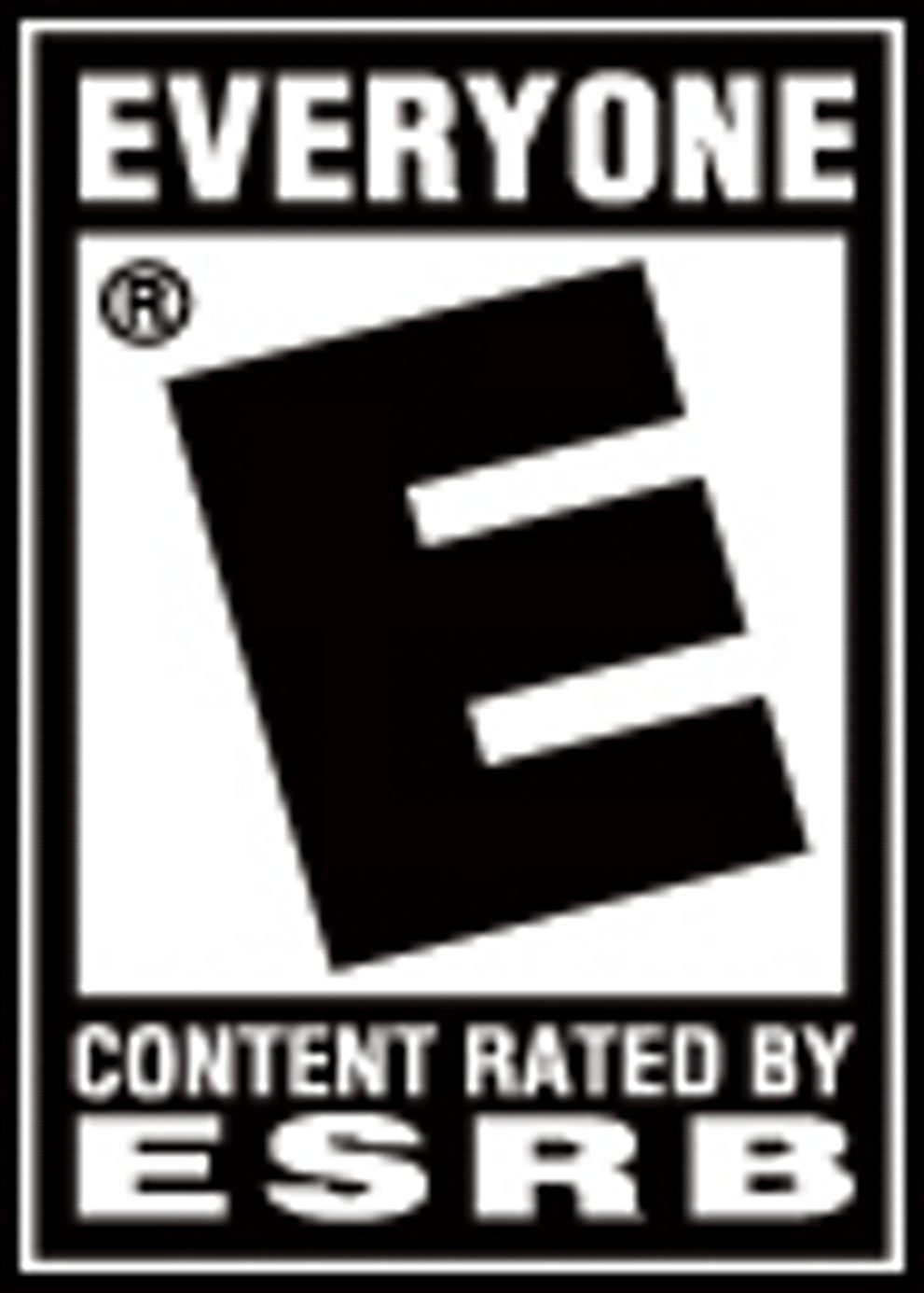 ESRB - Rated E for Everyone